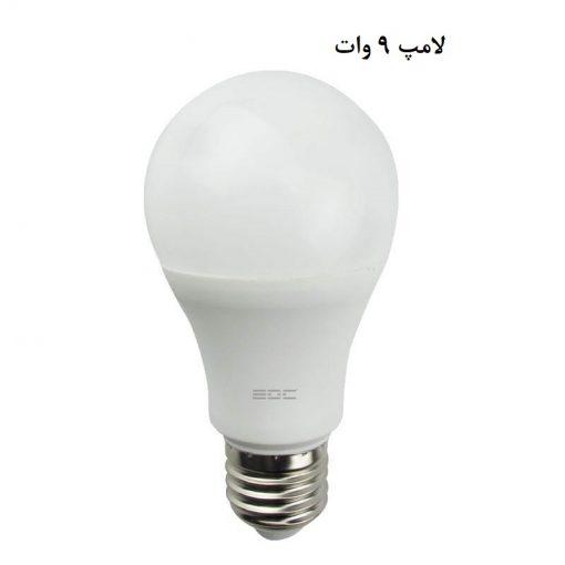 لامپ 9 edc