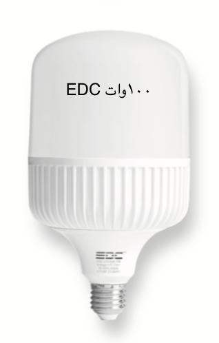 لامپ 100استوانهEDC