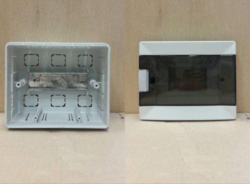 تابلو 6 تایی مینیاتوری توکار ایرائل مدل A