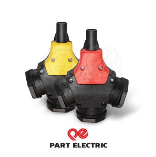 سه راهی کرال پارت الکتریک مدل PE1027